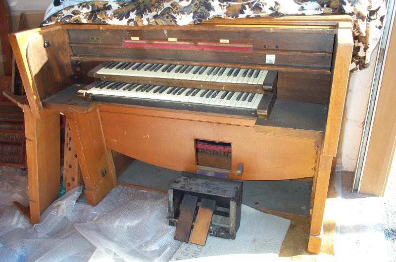 John Haskey - Residence Organ - Surplus
