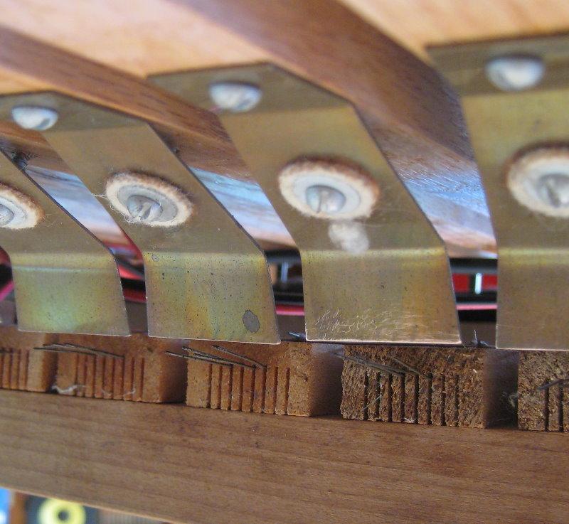 Convert Organ Pedalboard To Midi